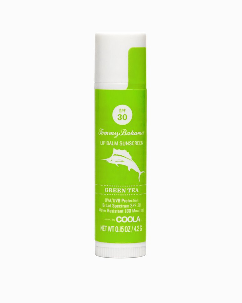 Main Image for Green Tea SPF 30 Lip Balm Sunscreen by COOLA®