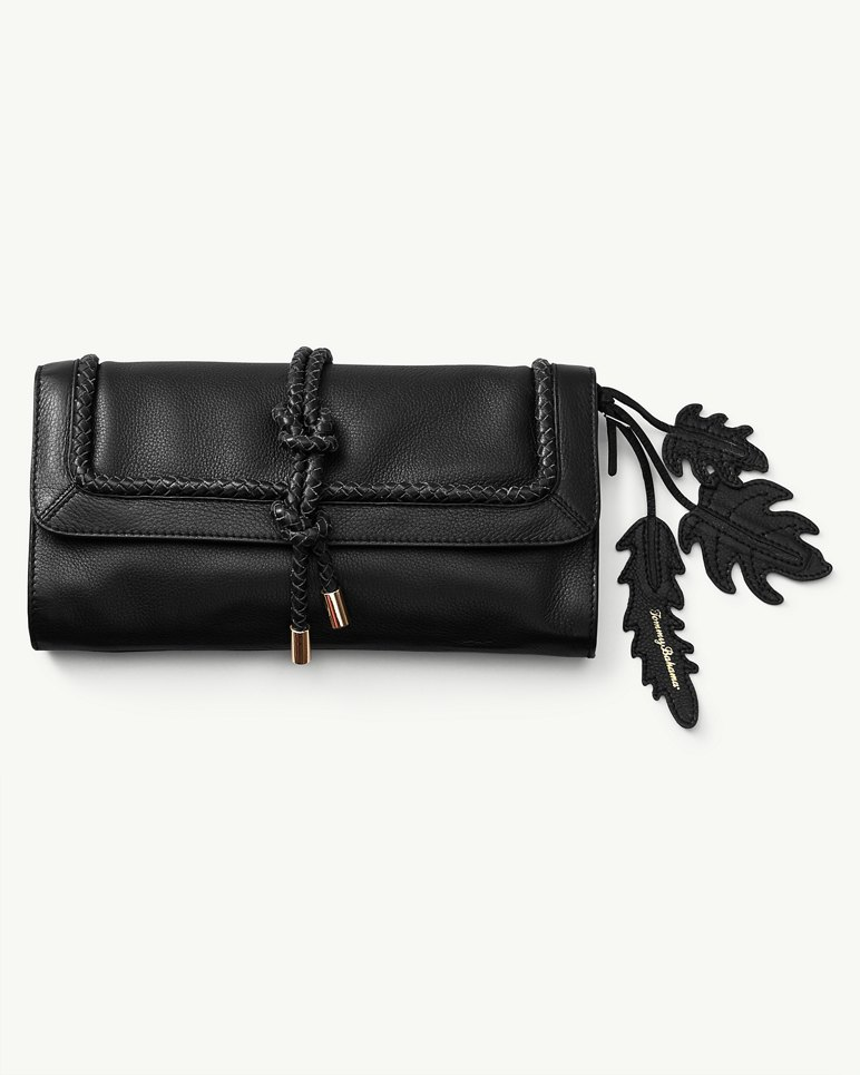 Main Image for Grenada Leather Wristlet Clutch