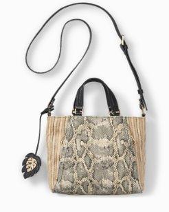 Coral Reef Convertible Crossbody Bag