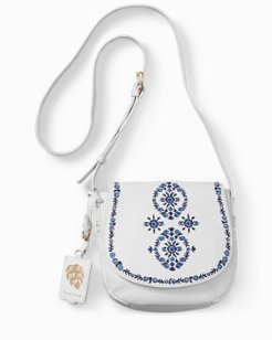 La Jolla Saddle Bag