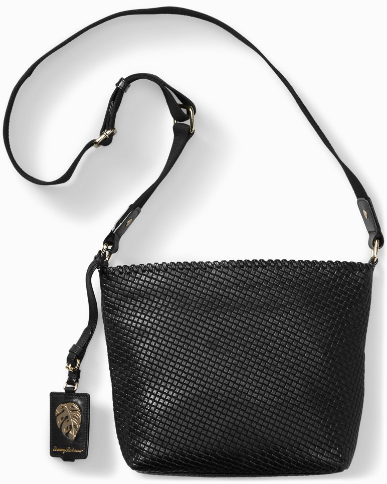 Main Image for Exumas Leather Crossbody Bag