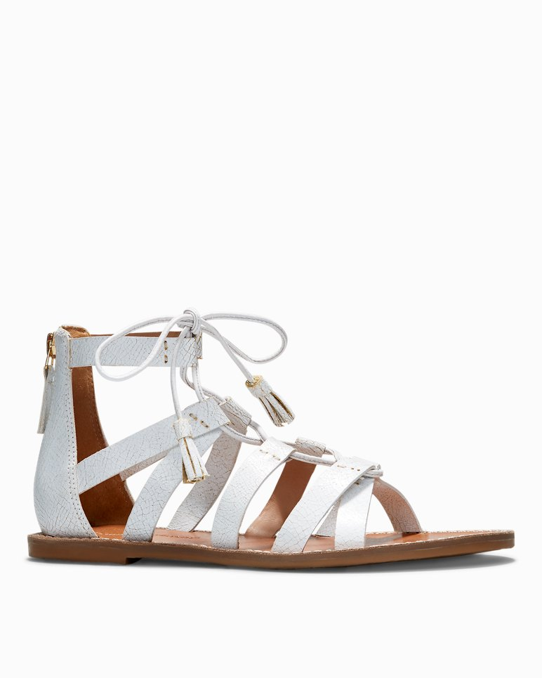 Main Image for Molunna Leather Gladiator Sandals