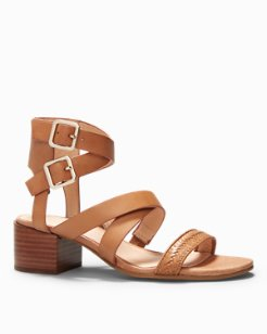 Glendora Leather Sandals