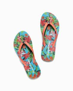 Whykiki Floriana Flip Flops