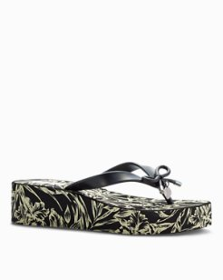 Island Wedge Sandals