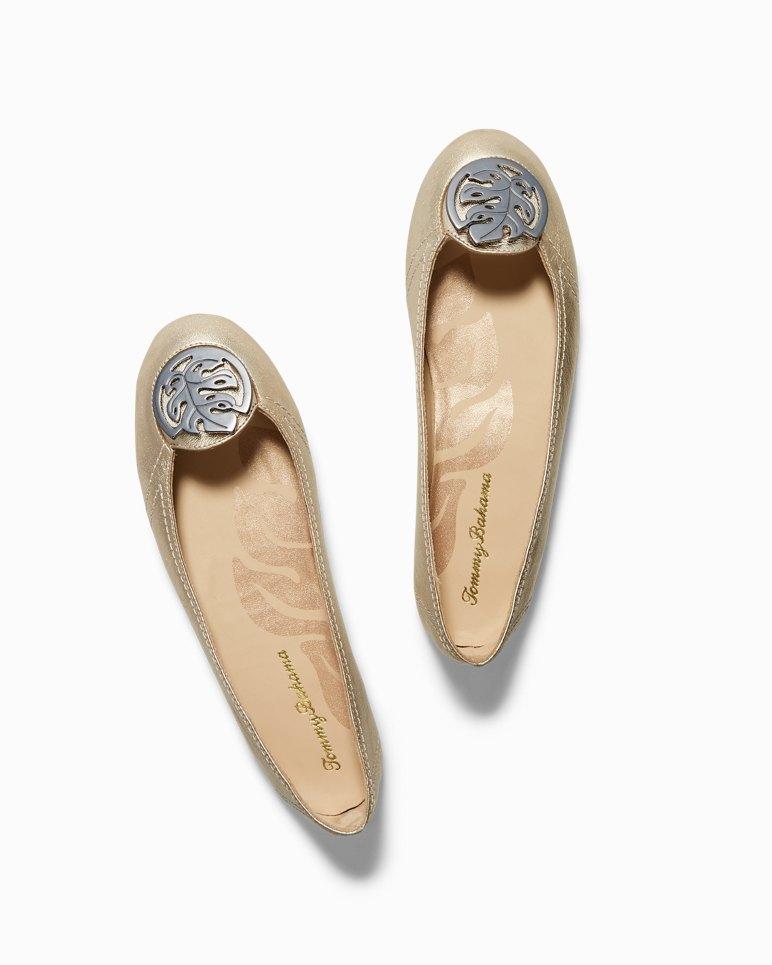 Main Image for Athens Leaf Ballet Flats