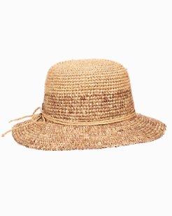 Sunset Palms Bucket Hat