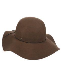 Felted Floppy Hat