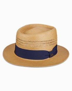 Fine Toyo Porkpie Hat