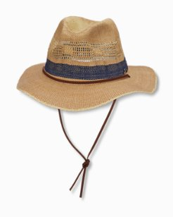 Mare Safari Hat with Leather Cord