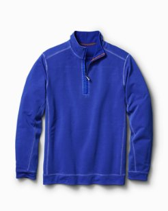 Ben & Terry Half-Zip Sweatshirt