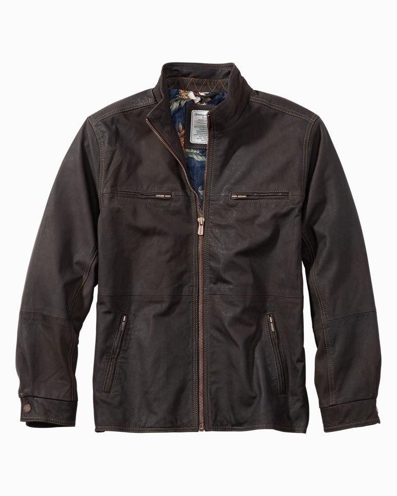 Sunrise Rider Leather Jacket