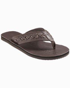Waiheke Leather Sandals