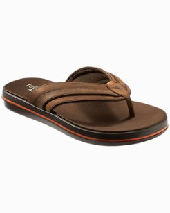 Relaxology® Jacobst Leather Sandals