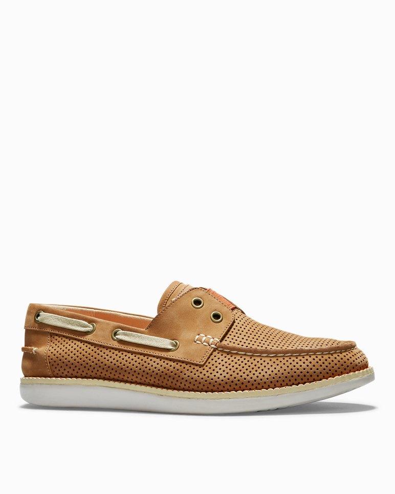 Relaxology 174 Mahlue Nubuck Slip On Shoes