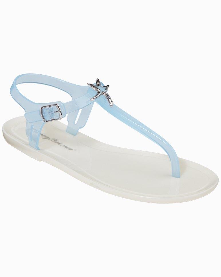 Starfish Jelly Flip Flops