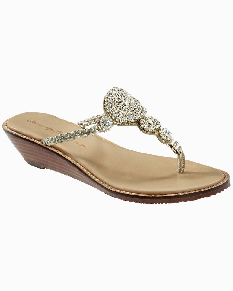 Main Image for Yerba Leather Wedge Sandals