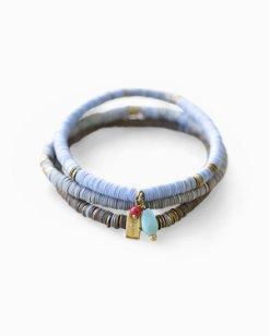 Sea Blue Trio Bracelet