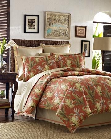 Catalina 4 Piece King Comforter Set