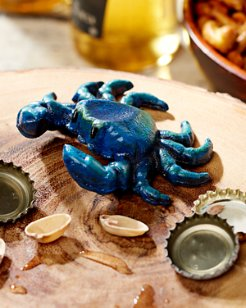 Blue Crab Bottle Opener