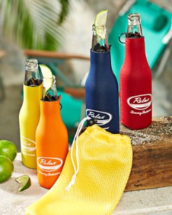 Relax Insulating Drink Sleeves - Set of Four