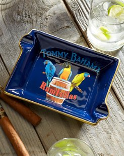 RumFellas Medium Ashtray