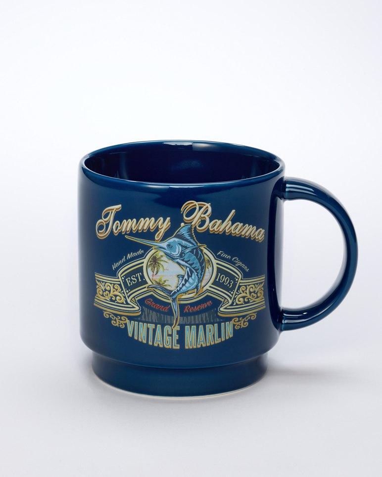 21 Oz Vintage Marlin Mug