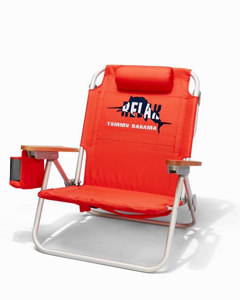 Solid Red Deluxe Backpack Beach Chair : TH33690179mainmaindetail from www.tommybahama.com size 772 x 965 jpeg 221kB