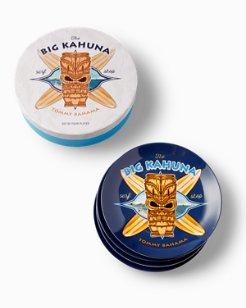 Big Kahuna Appetizer Plates - Set of 4