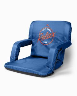 Relax Logo Stadium Chair