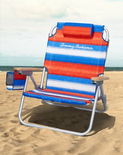 Serape Stripe Beach Chair