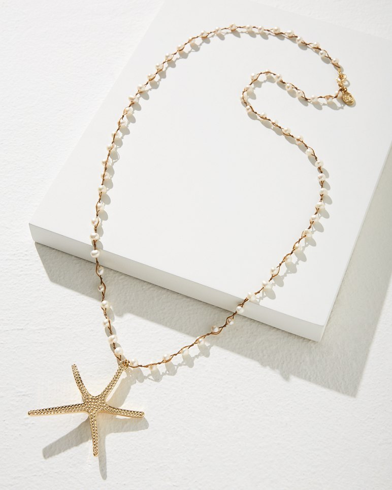 Main Image for Starfish Pendant Necklace