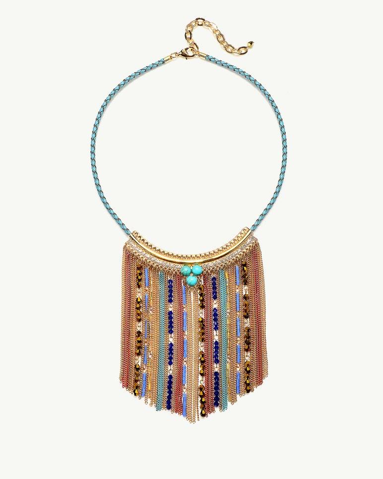 Main Image for Equatorial Fringe Necklace