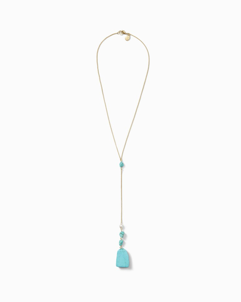 Main Image for Lagoon Water Drop Necklace