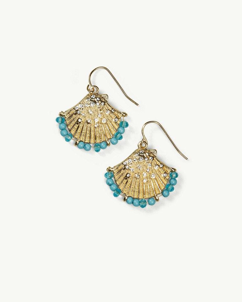 Main Image for Shiny Seashell Earrings