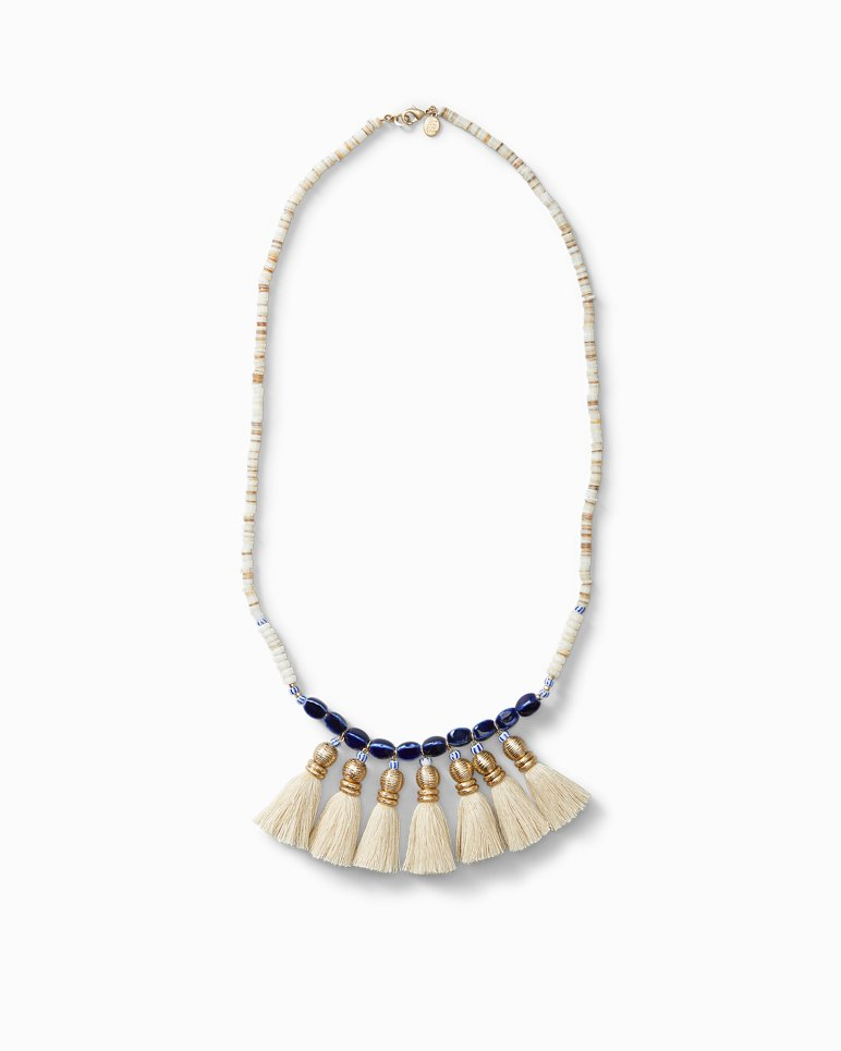 Main Image for Parthenon Tassel Necklace