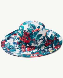 Naples Parrot Reversible Bucket Hat