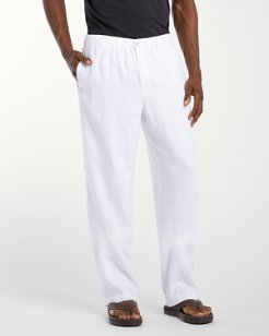 Linen on the Beach Easy Fit Linen Pants