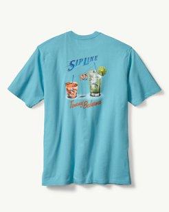 Sip Line T-Shirt