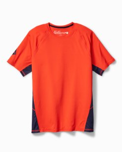 Surf Chaser Colorblock UV Tech T-Shirt