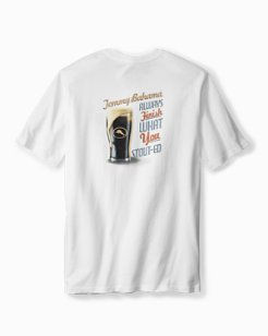 Finish What You Stouted T-Shirt