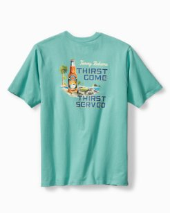 Thirst Come Thirst Served T-Shirt