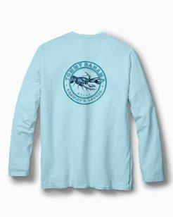 Crawley's Lounge Long-Sleeve T-Shirt