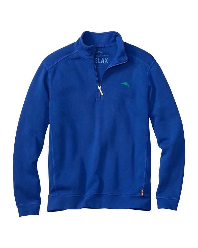 Antigua Cove Half-Zip Sweatshirt