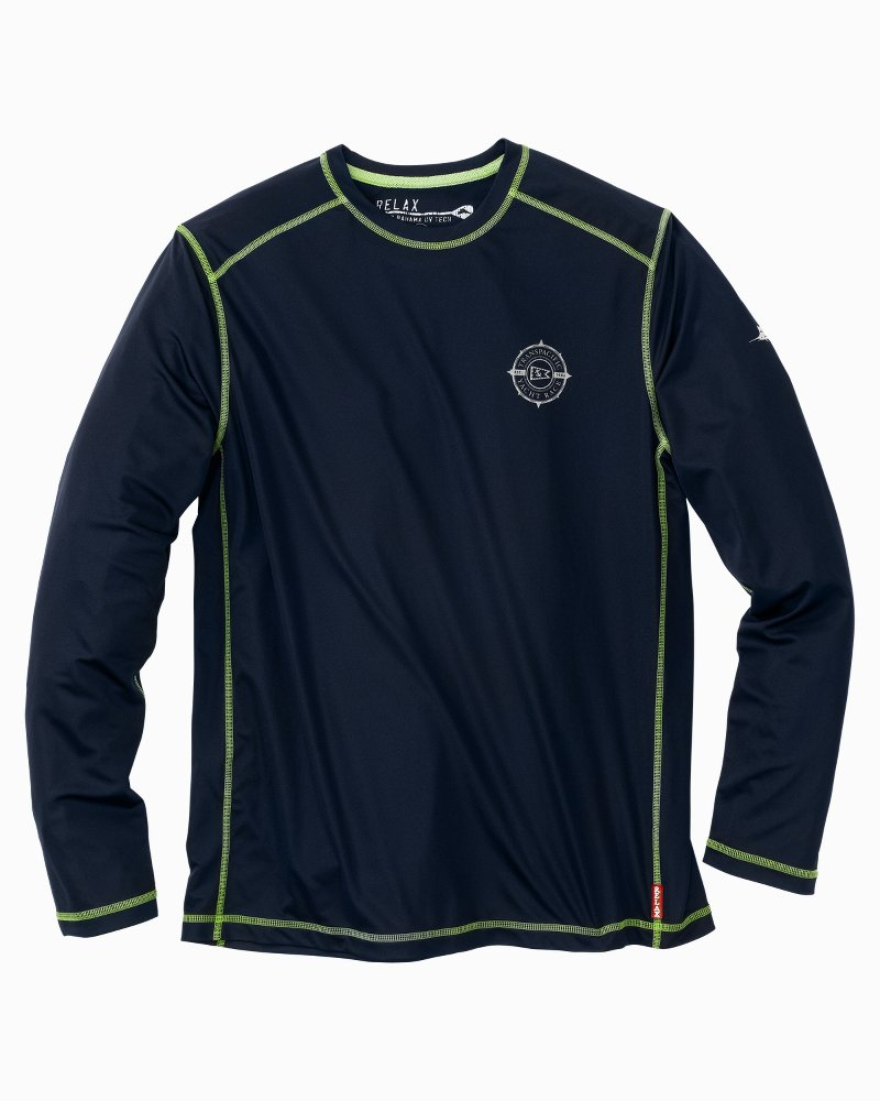 Island Modern Fit Transpac® 2013 Long-Sleeve Rashguard