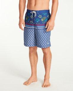 Baja Puerto De La Flora 9-inch Board Shorts