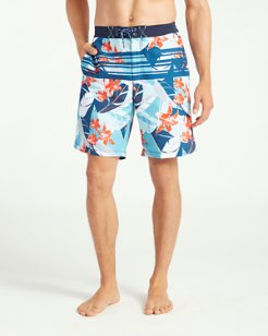 Baja Carnival Gardens 9-inch Board Shorts
