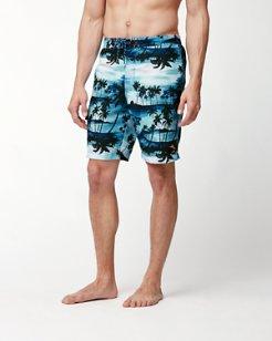 Baja Sunset Island 9-Inch Board Shorts