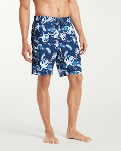 Baja Kraken Up 9-Inch Board Shorts