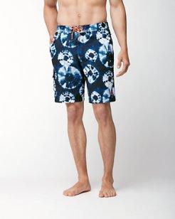 Baja Deep Sea Indigo 9-Inch Board Shorts